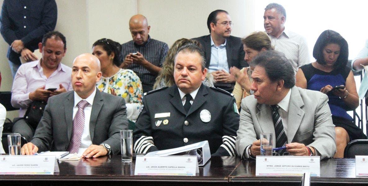 Señalamiento. El fiscal Javier Pérez Durón afirmó que buscarán que se legisle acerca del perdón, para que los agresores de mujeres no obtengan tan fácilmente su libertad tras atacar a una fémina.