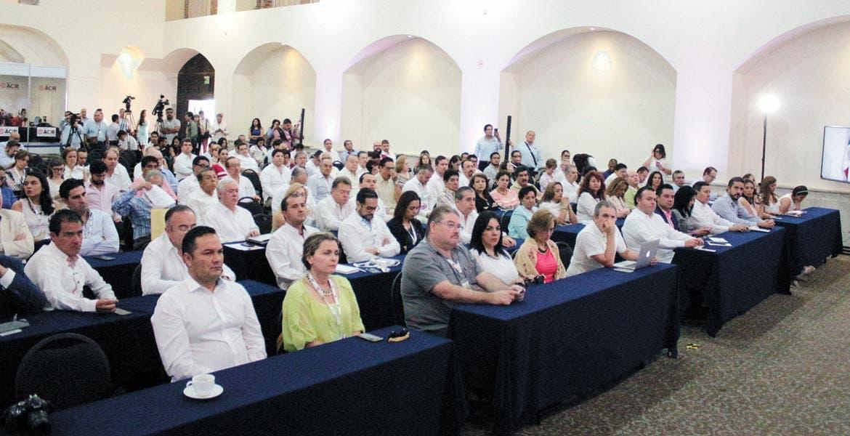 Convención. Empresarios de telecomunicaciones se reúnen en Xochitepec para abordar los retos a los que se enfrenta el sector.