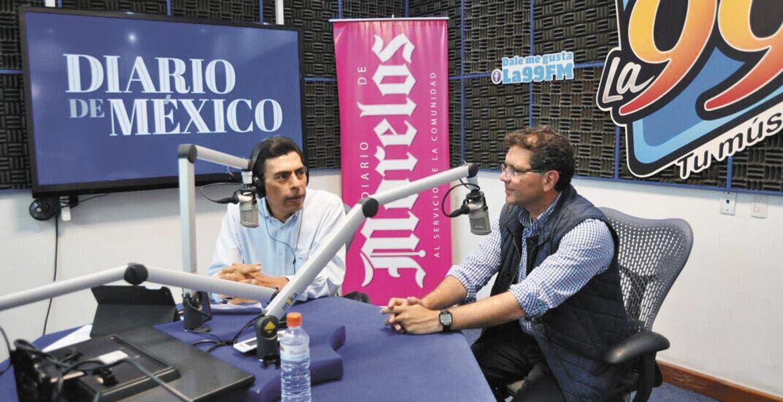 Logra Ríos Piter en Querétaro 101% de respaldos requeridos por el INE