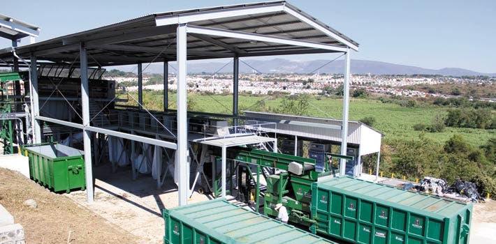 En puerta. La Planta de Valorización de Xochitepec está lista para recibir alrededor de 75 toneladas de basura diarias que genera el municipio de Temixco.