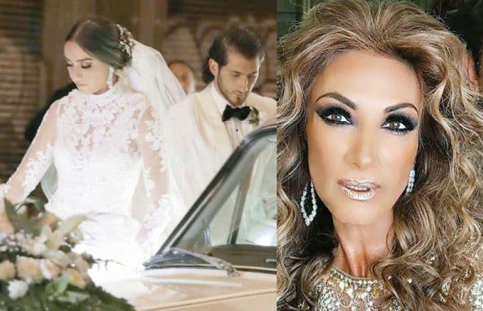 Las fotos de la espectacular boda del hijo de Adela Micha