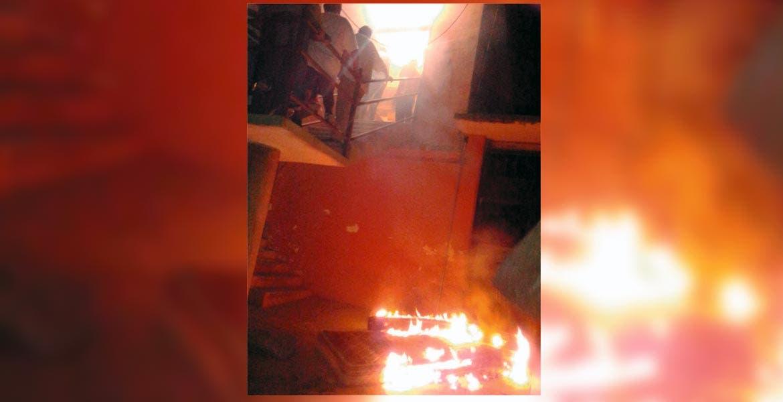 2 polis resultaron lesionados al ser golpeados por habitantes de Jantetelco.