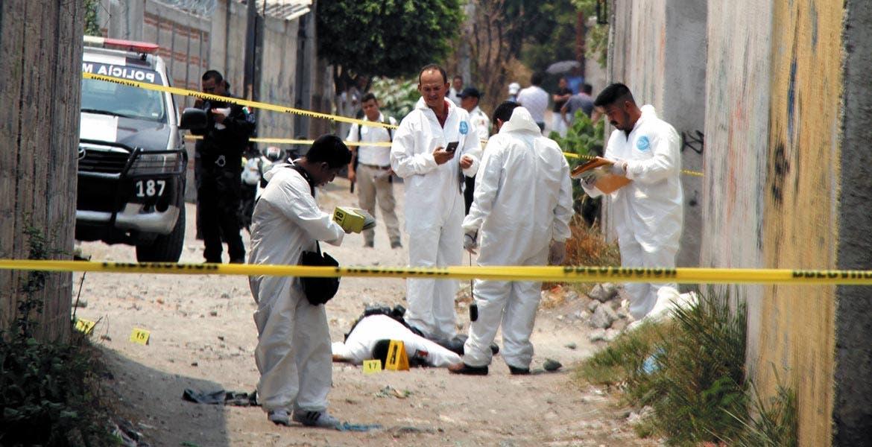 Crimen. Juan Daniel Villegas Olivares fue asesinado a balazos al ser emboscado por dos sujetos armados, en Acatlipa, Temixco.