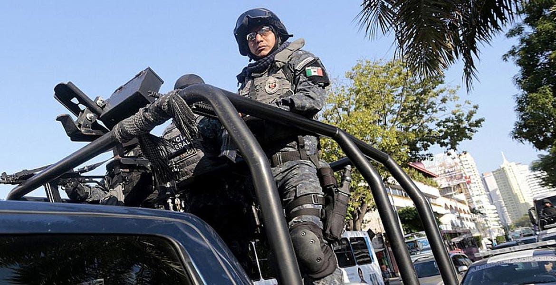 Agentes federales detuvieron en Morelos a David Kanex Palma Acosta, líder de dicho grupo en el Puerto de Acapulco, Guerrero