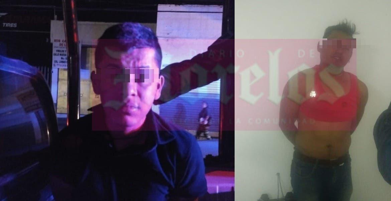 Caen asesinos de un policía vial de Cuernavaca que intentó frustrar asalto