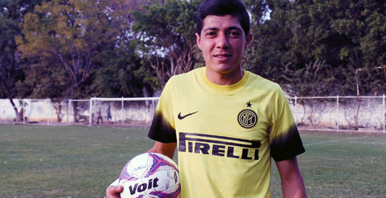 El 'Borjita'. El lateral del Codicón es selección mexicana de futbol de sala.