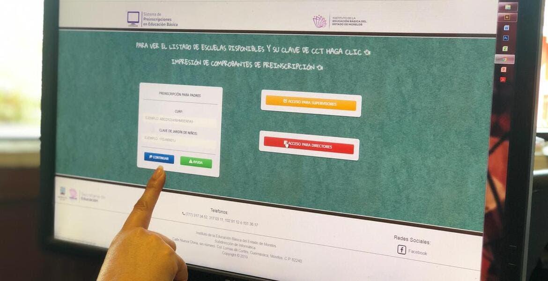 ¿Ya sabes cómo preinscribir a tu hijo para el ciclo 2020-2021 en Morelos?