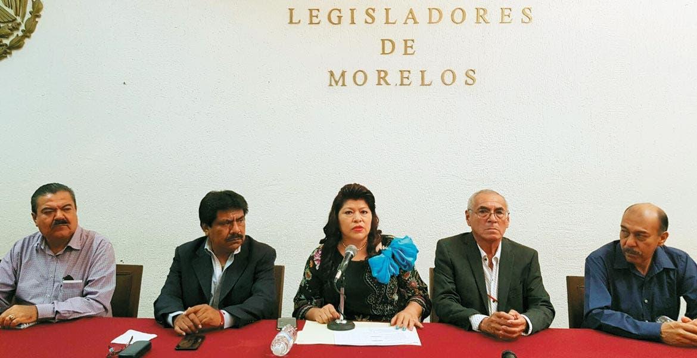 Sesión. Diputados dieron paso a las reglas que conducirán el próximo proceso electoral en la entidad morelense.