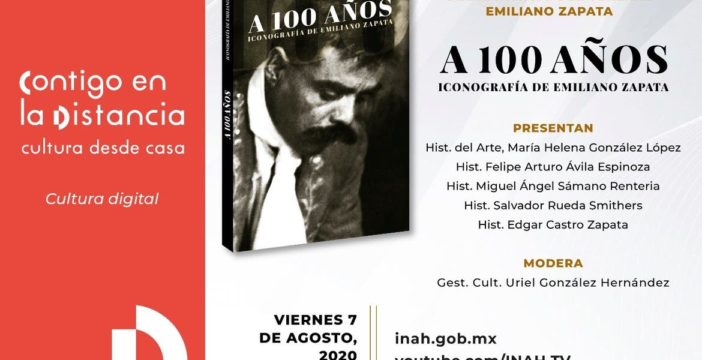 Fotos inéditas de Emiliano Zapata, en un libro