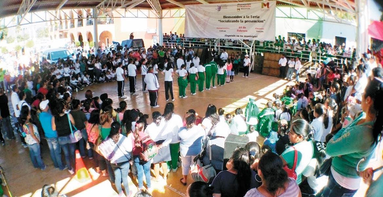 Evento. Más de 4 mil estudiantes asistieron a la Feria Estatal 'Socializando la Prevención' en Miacatlán