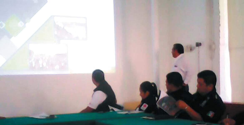 Rosa Angélica Bustos Rosales, directora de PC de Temixco.