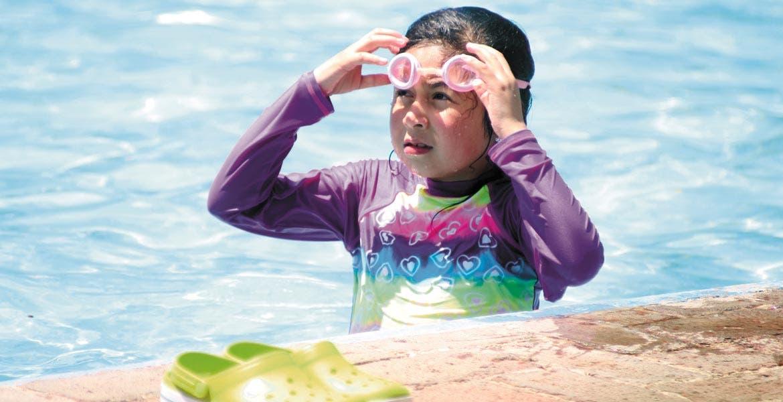 Accidentes. En las piscinas particulares es donde ocurren más accidentes que en los balnearios, afirma delegado de la Cruz Roja.