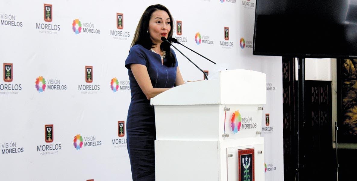Aclara. La directora del ICTSGEM dio a conocer las conclusiones del análisis a la reforma integral del Instituto de Crédito.