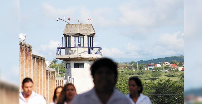Problema. Setecientos treinta y ocho internos por encima de su capacidad tiene el penal de Atlacholoaya.