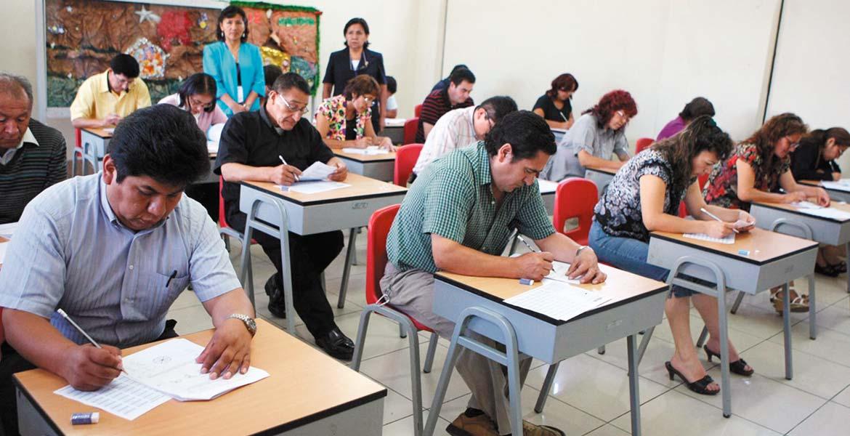 Mejoras. El Instituto Nacional para la Evaluación de la Educación redujo las fases del proceso.