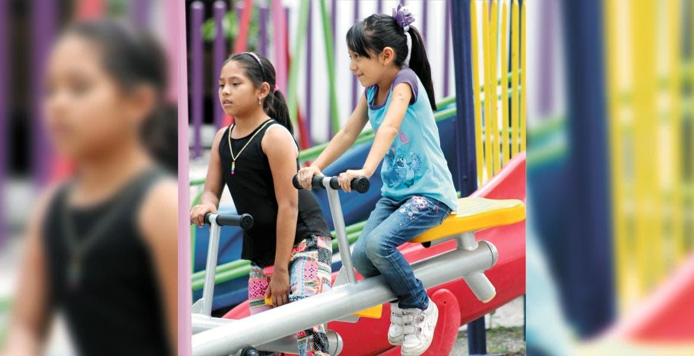 Contra maltrato. En Morelos se han implementado acciones para garantizar a niños un desarrollo pleno.