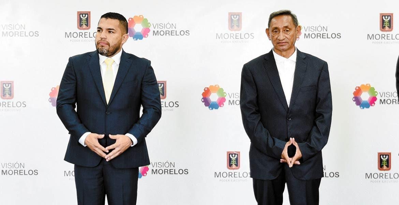 Cargos. Van Carlos Benítez Urióstegui, a Asesoría y Atención Social, y José Ascensión Monter San Juan, a la Dirección de Transporte Público y Privado.