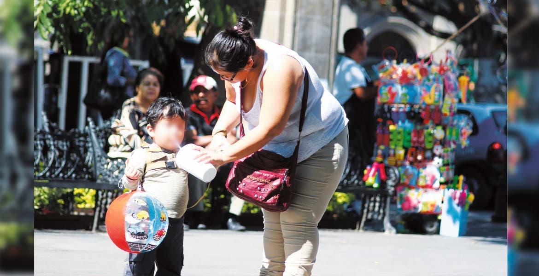Prevención. Alistan preparativos para el proyecto que pretende reducir el número de niños que padecen sobrepeso, ya sea por genética, o malos hábitos alimenticios