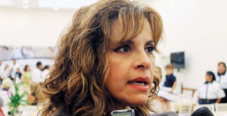 Se encuentran en buen estado, el reporte que yo tengo eran cuatro personas, dos hombres, dos mujeres, una de las mujeres es menor de edad y afortunadamente se encuentran bien.-  Ángela Patricia Mora González, secretaria de Salud