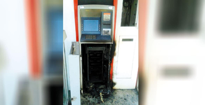 Queman y roban un cajero en xochitepec diario de morelos for Buscador de cajeros