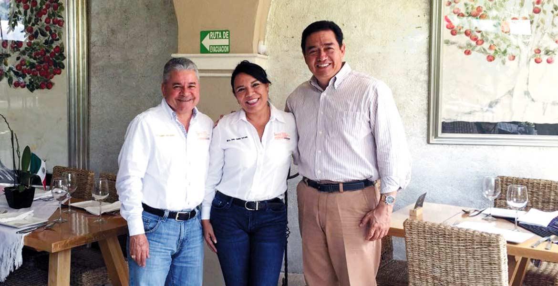 Encuentro. Gabriela Bañón dijo que ha habido diálogo con diferentes sectores.