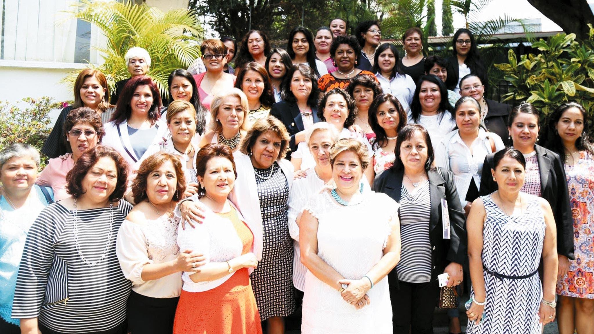 Se entralazan. Integrantes de organizaciones sociales, funcionarias, diputadas, militantes de partido, forman la Red de Mujeres Libres de Violencia Política