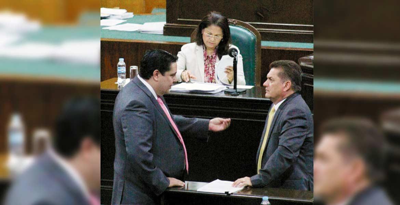Propuesta. El diputado priista Mario Chávez se pronunció por una reingeniería constitucional respecto al financiamiento a los institutos políticos.