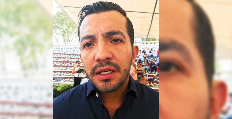 Francisco Santillán Arredondo, secretario estatal del Trabajo