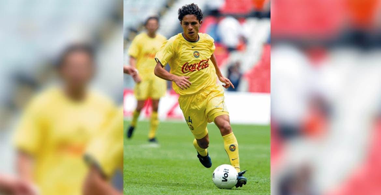Israel Martínez. El futbolista jugó con América, San Luis y el Tri.