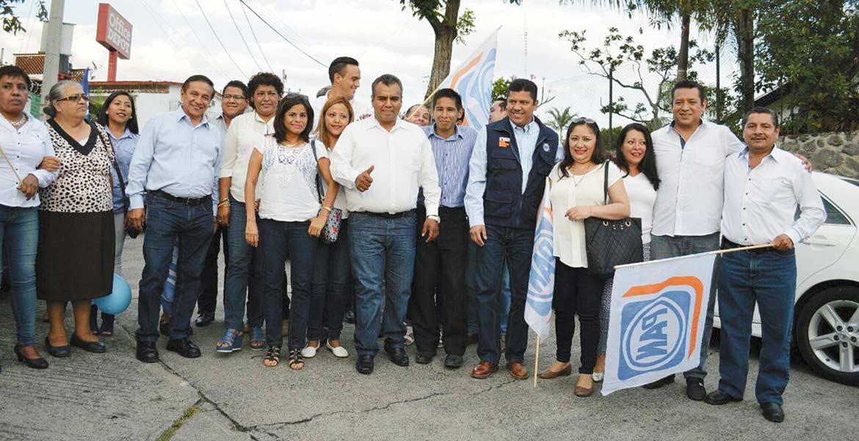 Renovación. El Partido Acción Nacional concluyó su etapa de renovación en los comités municipales.