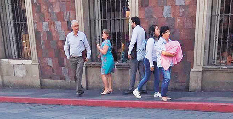 Reportan desaparecidos a ex rector de UAEM y a su esposa