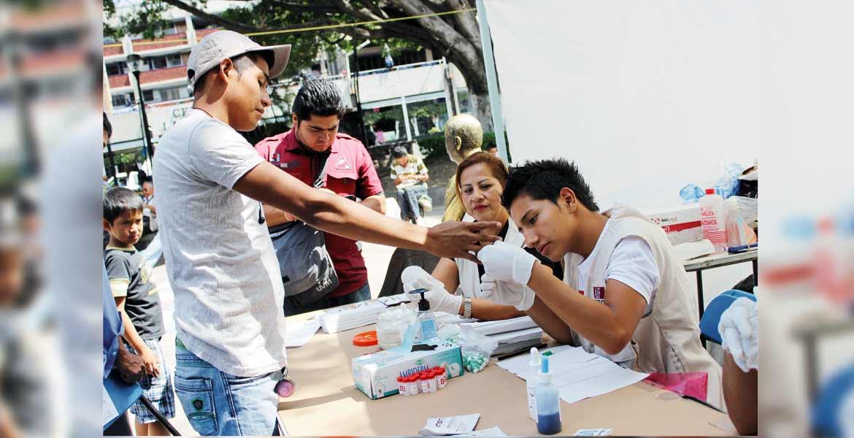 Prevención. En Morelos el problema no es grave, porque se ha hecho un buen trabajo en la prevención, pero las autoridades no deben bajar la guardia en las campañas, consideran.