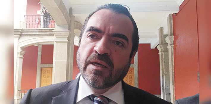 Resalta Pablo Ojeda resultados en detención de delincuentes