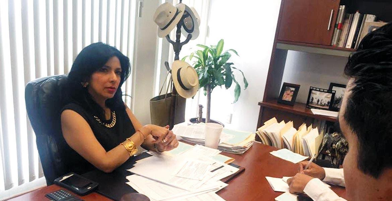 Conciliación. Gabriela Gómez invitó a ayuntamientos a negociar con los trabajadores para evitar conflictos.