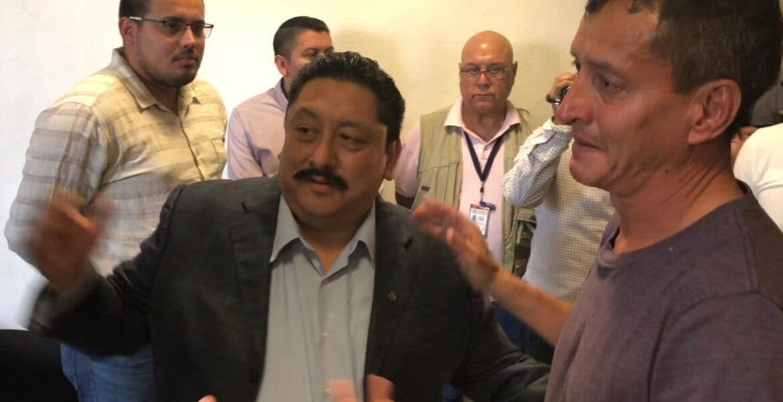 Rescatan con vida a comunicador Adrián Fernández Guerra en Jiutepec