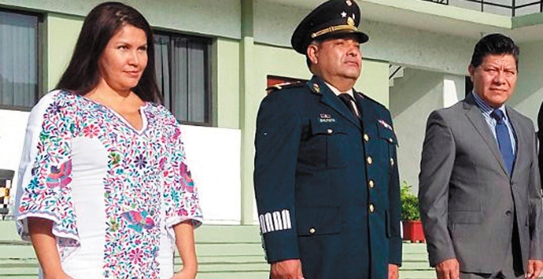 Mensaje. El secretario de Gobierno, Matías Quiroz Medina, dijo que la ciudadanía tiene derecho a celebrar sin plantones de por medio.