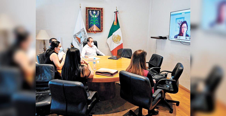 Analiza Cuauhtémoc Blanco, gobernadores y autoridades federales semáforo epidemiológico