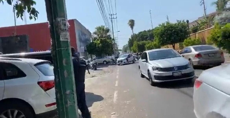 Atacan a balazos a cuentahabiente en Río Mayo, de Cuernavaca