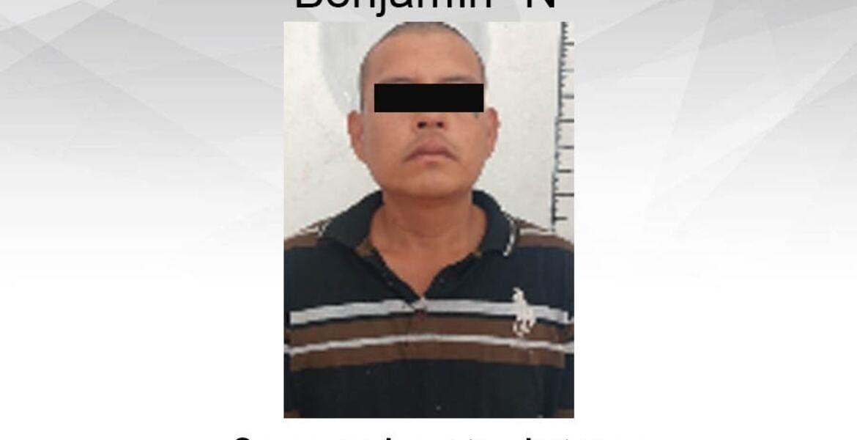 Detienen a Benjamín; se dedica a robar bolsas a señoras en Yautepec