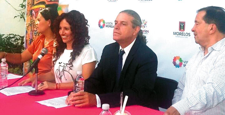 Oferta turística. Morelos ha logrado consolidar una amplia gama de actividades y servicios turísticos, dijo Mónica Reyes.