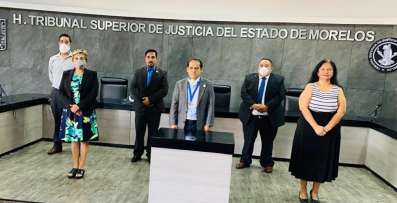 Recibe Rubén Jasso Díaz reconocimiento internacional por su trayectoria en Morelos