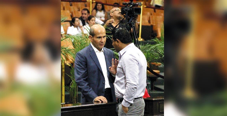 Pionero. El diputado Jaime Álvarez destacó que sin competencia desleal, se puso en marcha servicio gratuito para personas con discapacidad