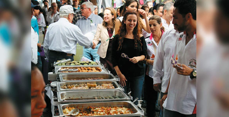 Difusión. El festival trata de impulsar a los creadores de platillos y delicias gastronómicas de la entidad morelense