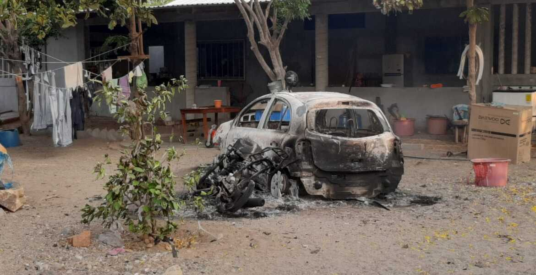 Los torturan, queman vivos y finalmente ejecutan a 15 en Oaxaca