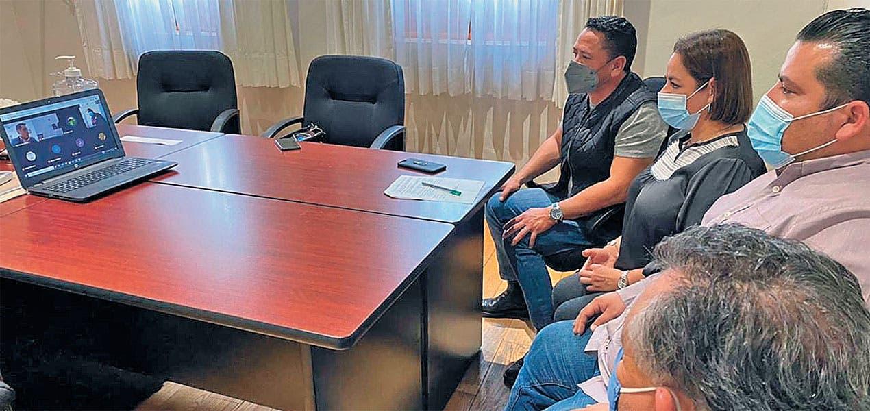 Trabajan en Morelos sobre sanidad agropecuaria