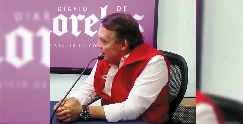 Objetivo. Nadie puede solo; en los programas, uno tiene los recursos, otro la información, dice Jorge Meade.