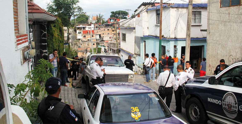 Encuesta. El INEGI aseguró que en Cuernavaca los ciudadanos se sienten más seguros respecto a lo que contestaron en el mes de junio pasado.
