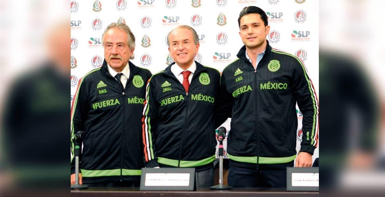 Selección Mexicana se medirá con Bélgica y Polonia rumbo a Rusia 20118