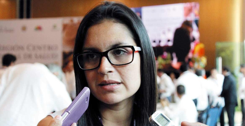 Giorgia Rubio Bravo, Dir. de los Servicios de Salud