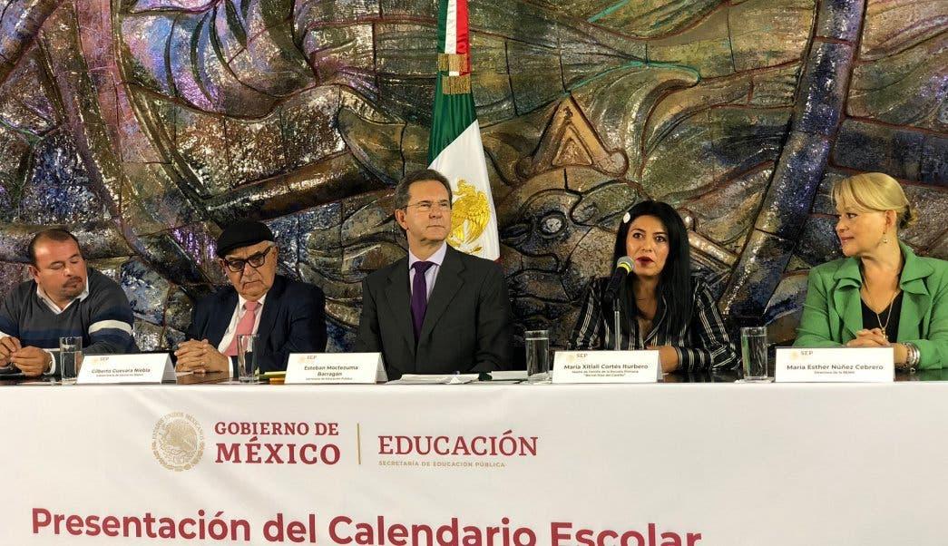 Calendario Escolar 2020 Las Palmas.Calendario Escolar De La Sep 2019 2020 Cuando Son Los